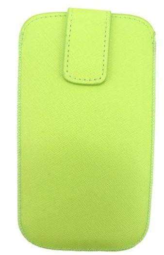 Winner pouzdro Pure vel. 12 pro Samsung S4 Mini (zelené)