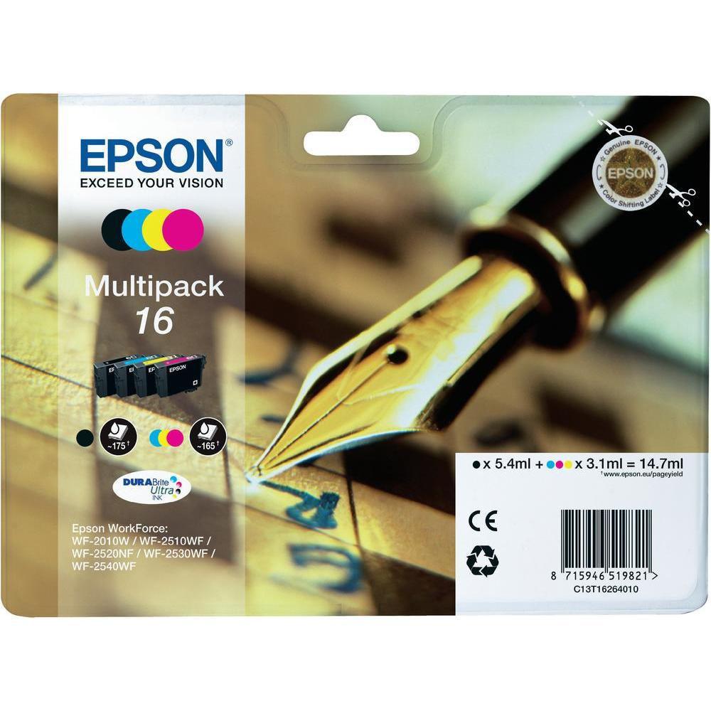 Epson Multipack CMYK C13T16264020 - cartridge