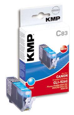 KMP C83 komp.recykl.náplň CLI-526C