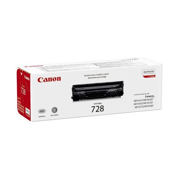 Canon CRG728 black - toner