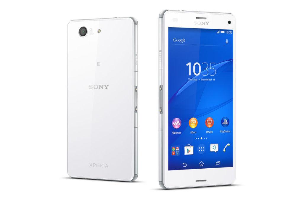 Sony Xperia Z3 Compact (bílý)