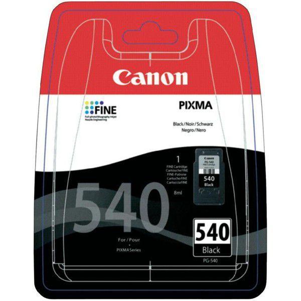 Canon PG-540BK black - inkoustová náplň