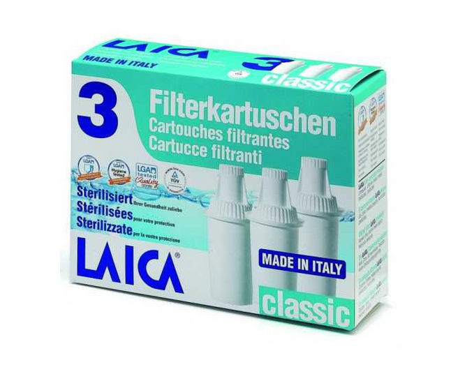 LAICA LAIF3A3 - sada filtrů Classic 3ks