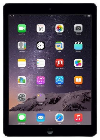 Apple iPad Air WiFi 16GB MD785SL/A (vesmírně šedý)
