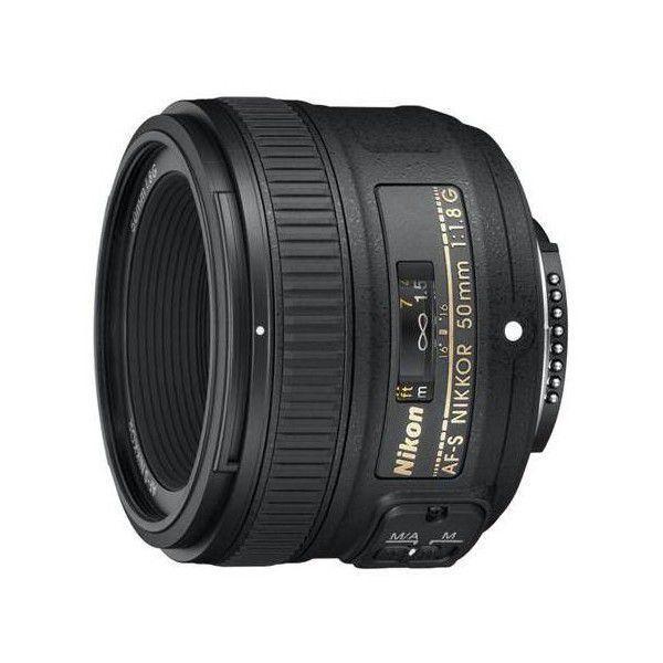 Nikon AF-S NIKKOR 50 mm f/1,8G - objektiv