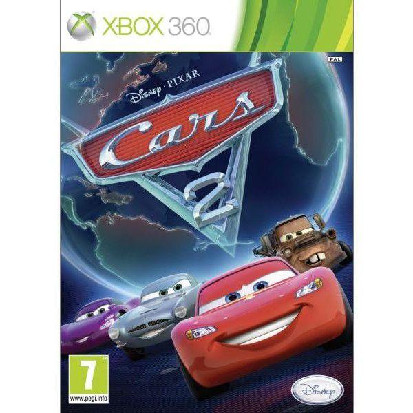 XBOX360 - Cars 2 (Auta 2)