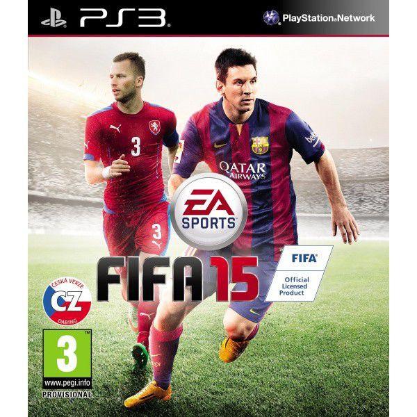 FIFA 15 - hra pro PS3