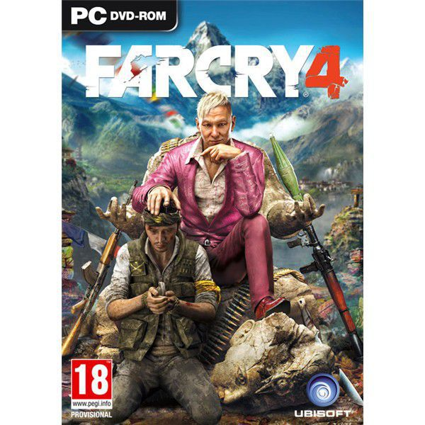 Far Cry 4 - hra pro PC