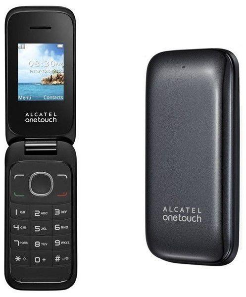 Alcatel OneTouch 1035D (tmavě-šedý)