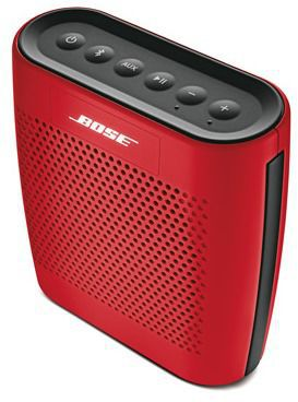Bose SoundLink colour BT (červený)