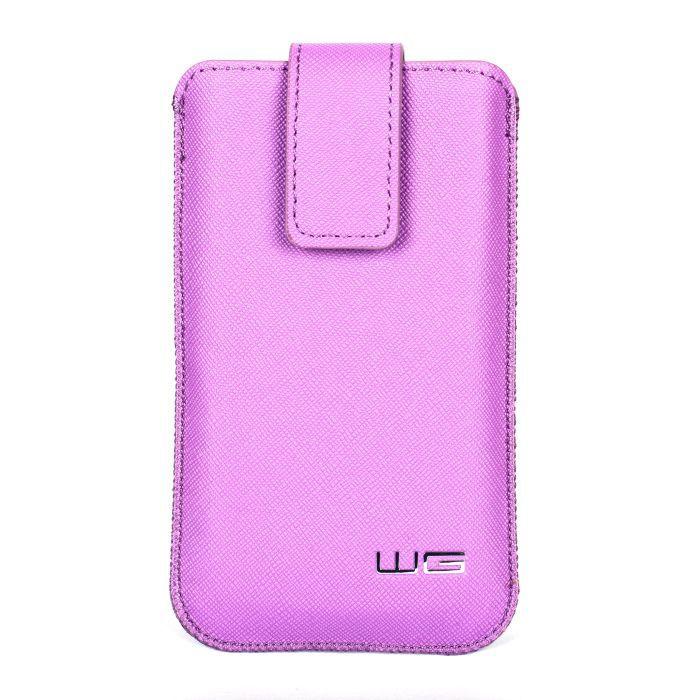 Winner pouzdro Pure pro Samsung Galaxy SII vel. 12 (fialové)