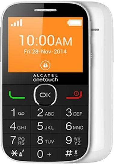 Alcatel OneTouch 2004C (bílý)