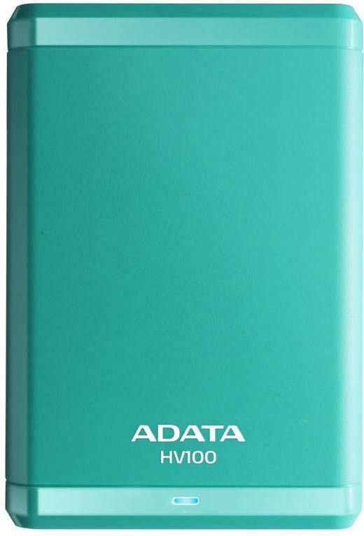 A-Data HV100, AHV100-1TU3-CWH (modrý) - externí disk