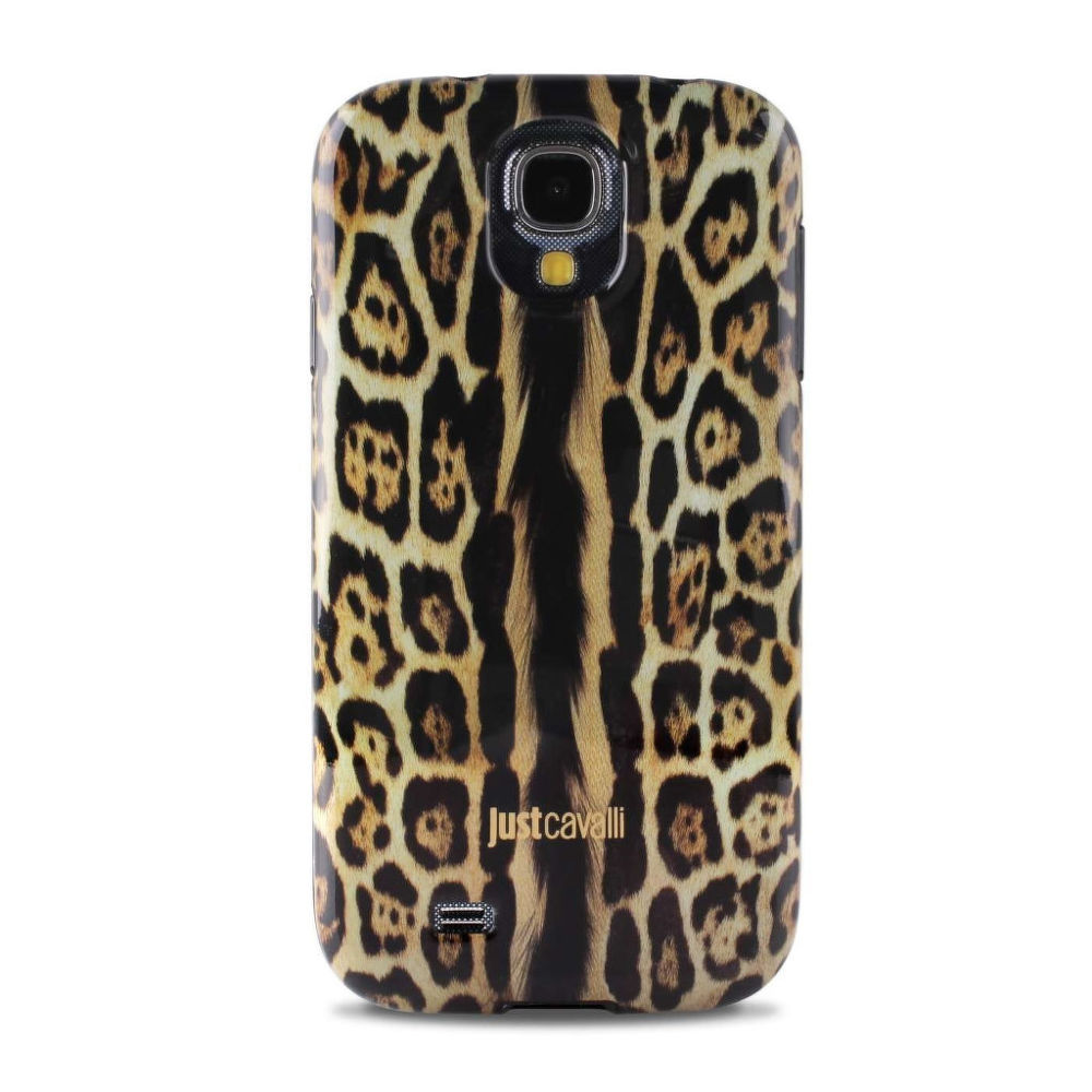 Puro Just Cavalli zadní kryt Leopard pro Sams