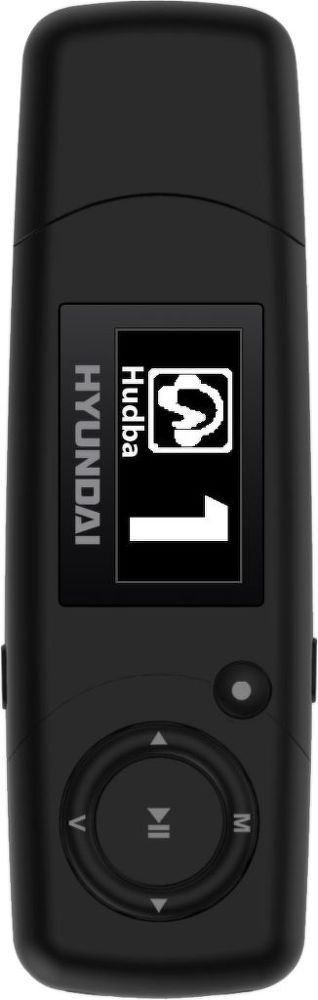 Hyundai MP 366 FM (černý)