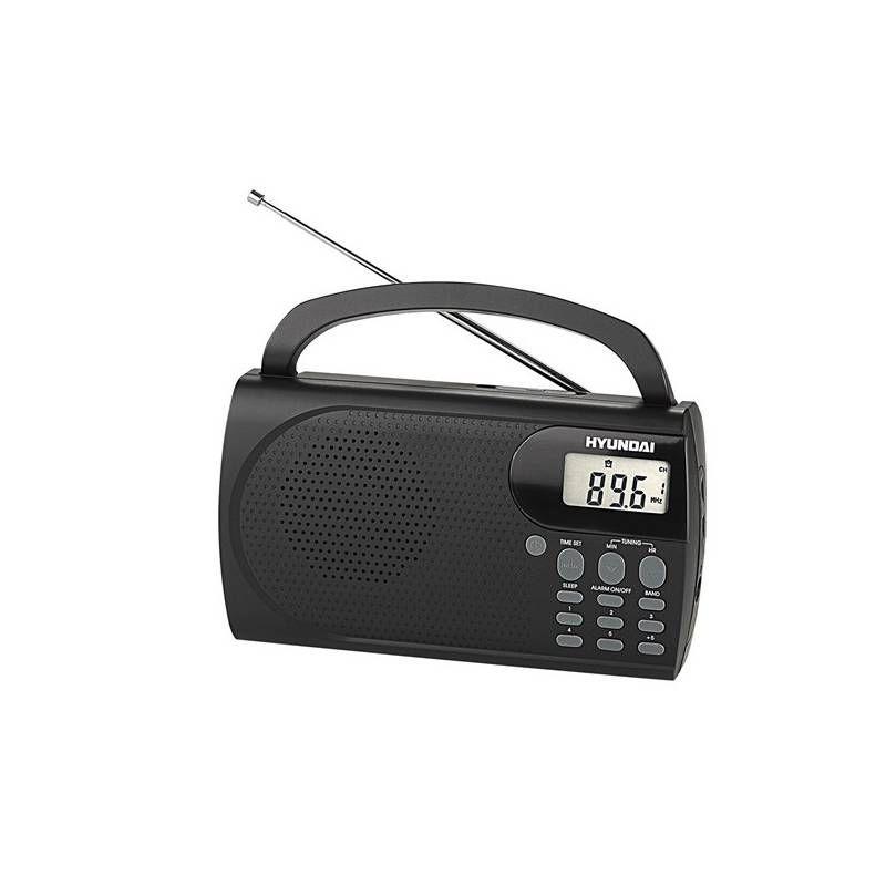 HYUNDAI PR300 (černé) - přenosné rádio