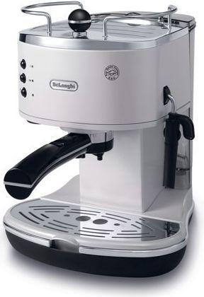 DELONGHI ECO 311.W (bílá) - Pákové espresso
