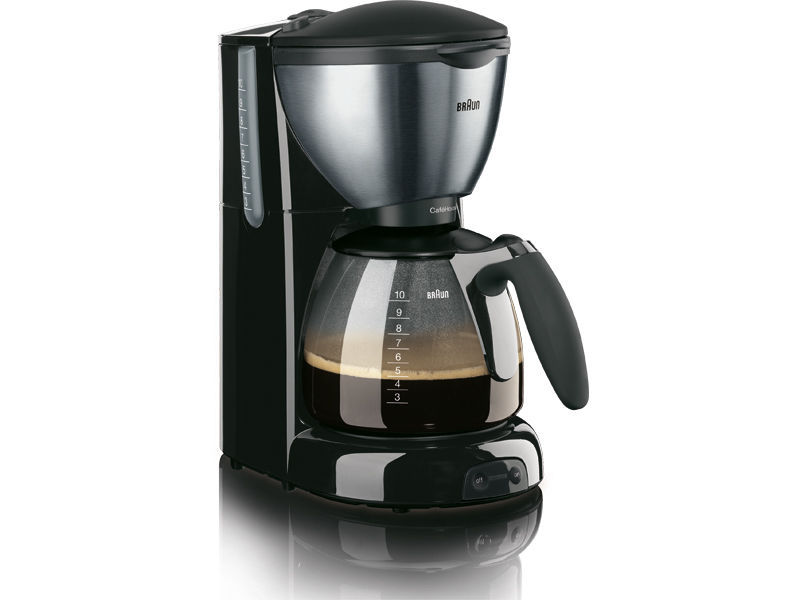 BRAUN KF 570/1 (černá) - Překapávací kávovar