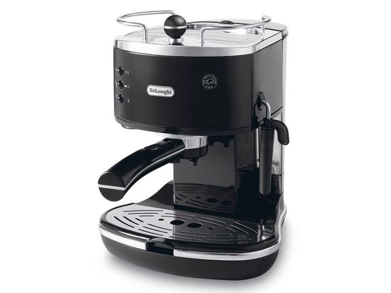 DELONGHI ECO 311.BK (černá) - Pákové espresso