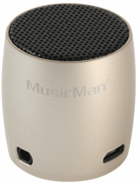 Technaxx MusicMan BT Nano (zlatý) (BT-X7)