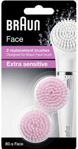 Braun Face 80S Sensitive náhradní kartáček