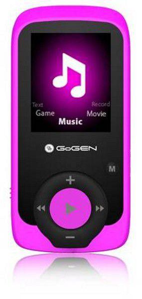 GoGen Maxi 4GB (růžový)