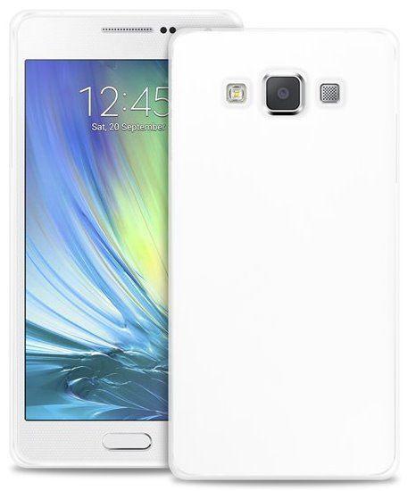 Puro ochranný zadní kryt pro Samsung Galaxy A3 + fólie