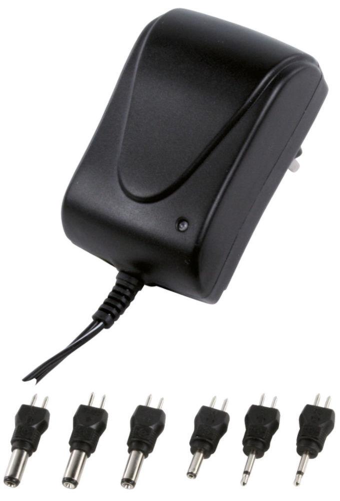 HQ univerzální AC/DC adaptér 1500 mAh