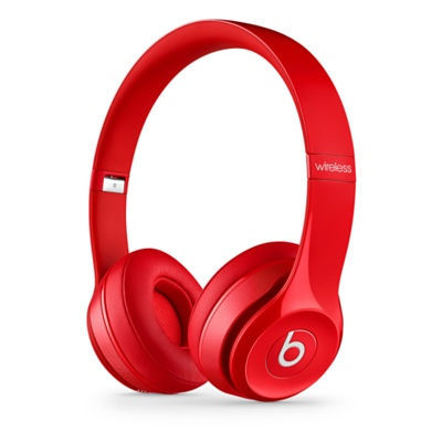 Beats by Dr.Dre Solo2 Wireless MHNJ2ZM/A (červená)