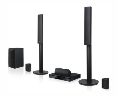 LG LHB645 (černé)