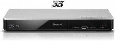 Panasonic DMP-BDT171EG (stříbrný)