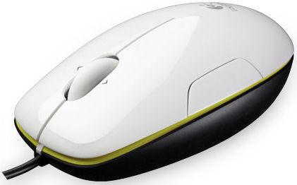 Logitech M150 (bílý) - laserová myš