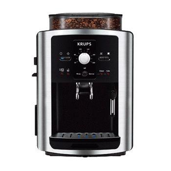 KRUPS EA8010PE Espresseria Automatic (černá) - Automatické espresso