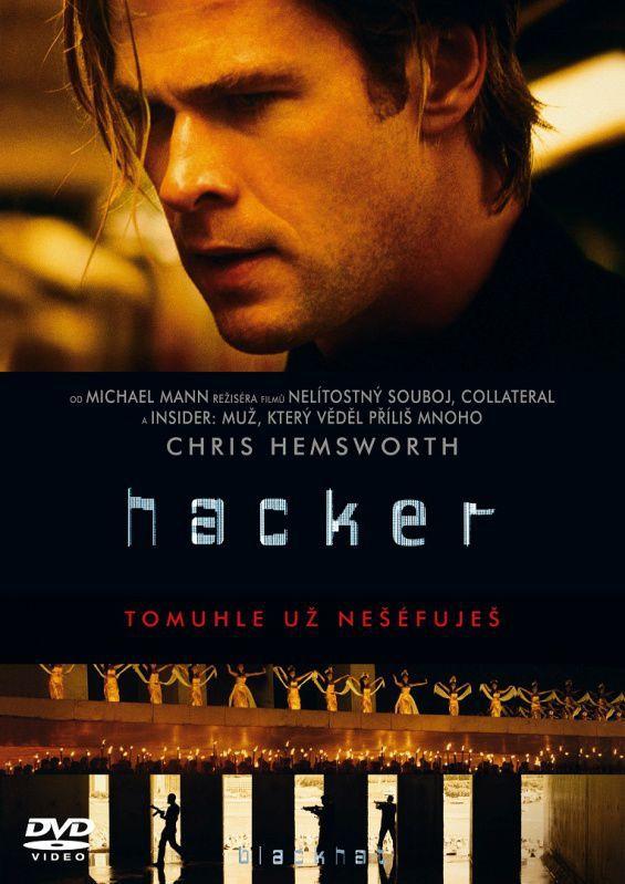 Hacker, Blackhat, Cyber - DVD film