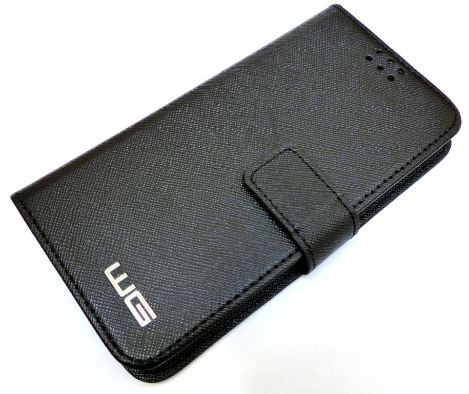 "Winner pouzdro Pure UniBook 5,3"" (černé)"