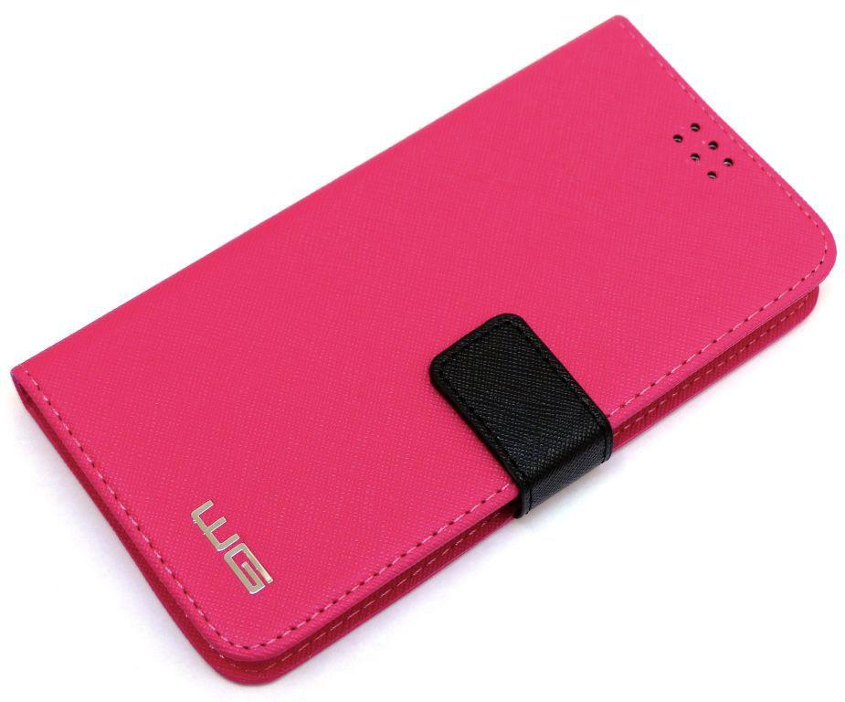 "Winner pouzdro Pure UniBook 5,5"" (růžové)"