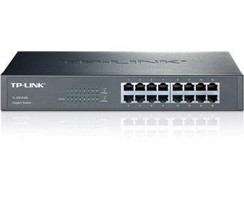 TP-LINK TL-SG1016D 16-port Gbit Switch