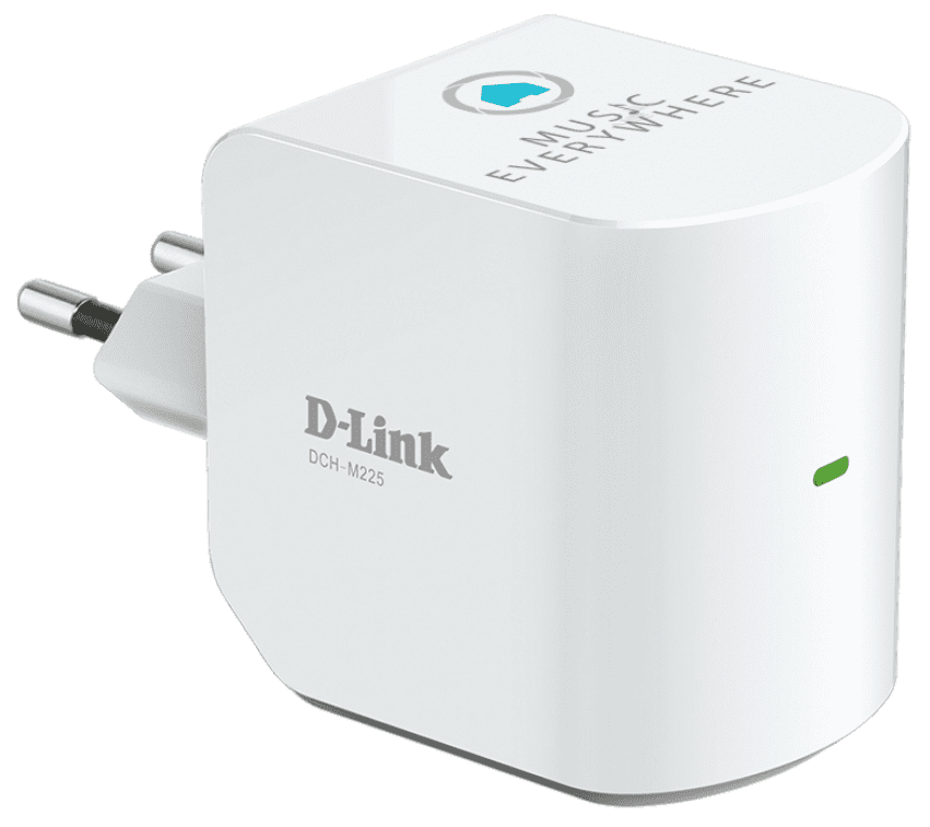 D-LINK DCH-M225 mydlink Wi-Fi Audio Extender