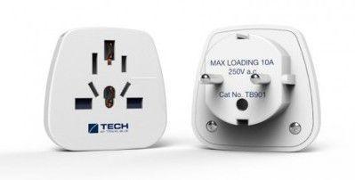 Travel Blue 903 Tech cestovní adaptér