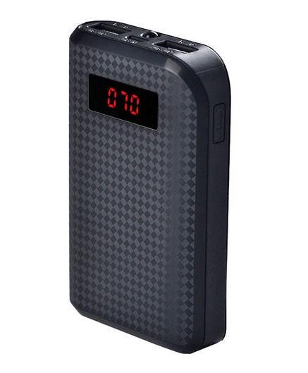 Remax AA-1004 Powerbanka 10.000 mAh (černá)