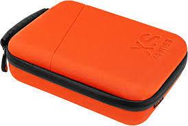 CAPXULE Soft Case - ochranný kufřík oranžový