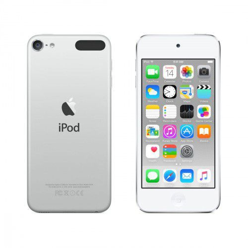 Apple iPod Touch 16GB (stříbrný)