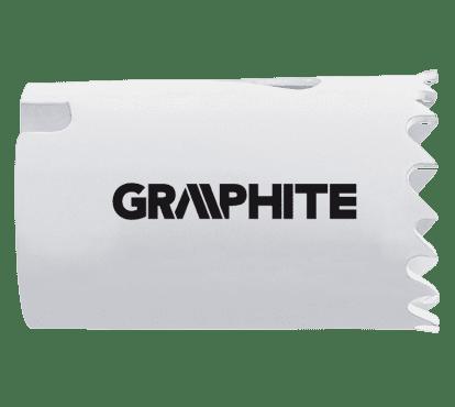 GRAPHITE Korunkový vrták bimetal, 32 mm