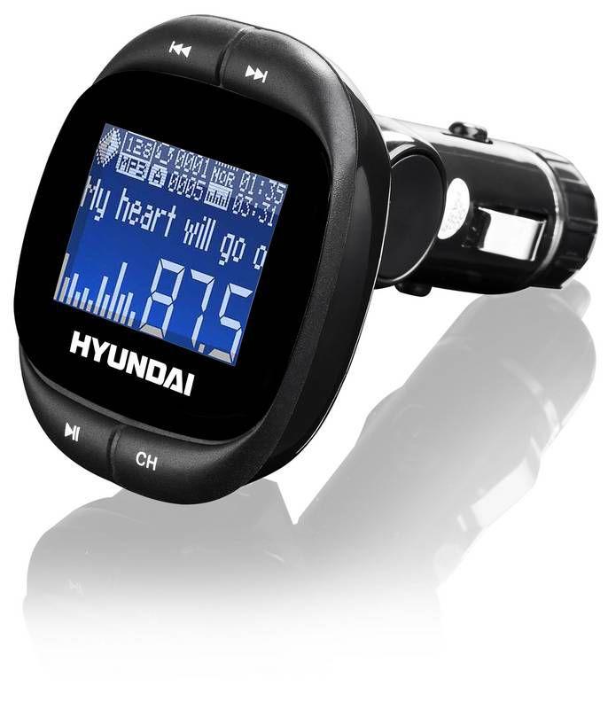 Hyundai FMT 350 Charge (černý)