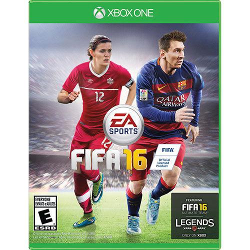 FIFA 16 - hra na XBOX ONE