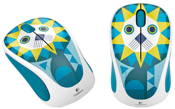 Logitech Wireless Mouse M238 LION