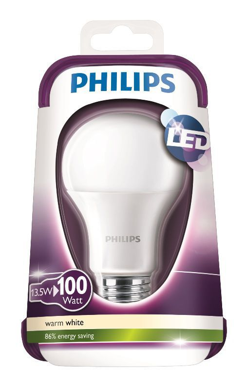 Philips LED 100W E27 WW A60M FR ND/4