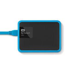 WD Grip Picasso 2TB+3TB (ocean blue)