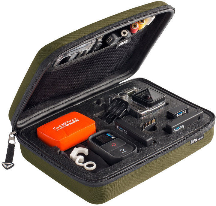SP Gadgets 52033 pouzdro pro GoPro-Edition 3.0 (oliva)