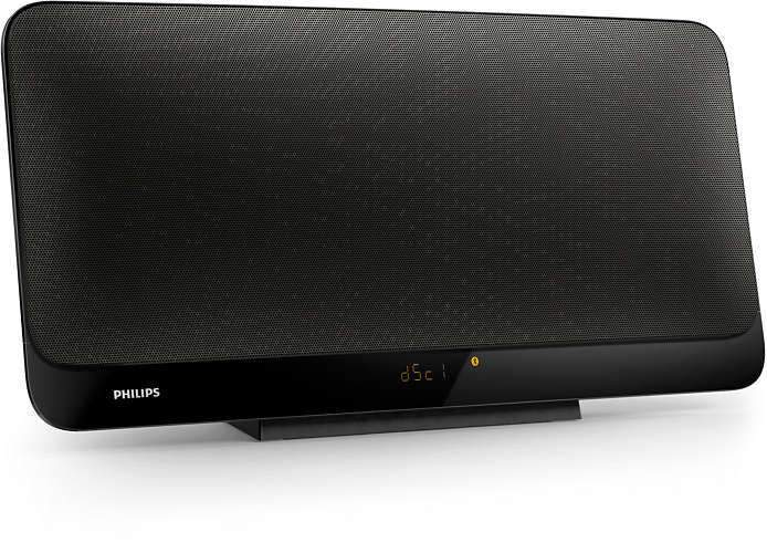 Philips BTM2460/12 (černý)